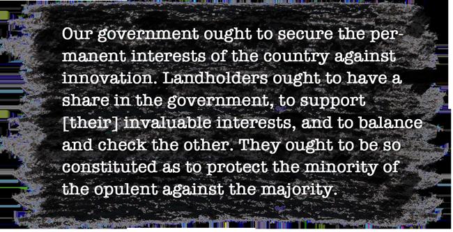 James Madison quote